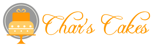 Char's Cakes Logo