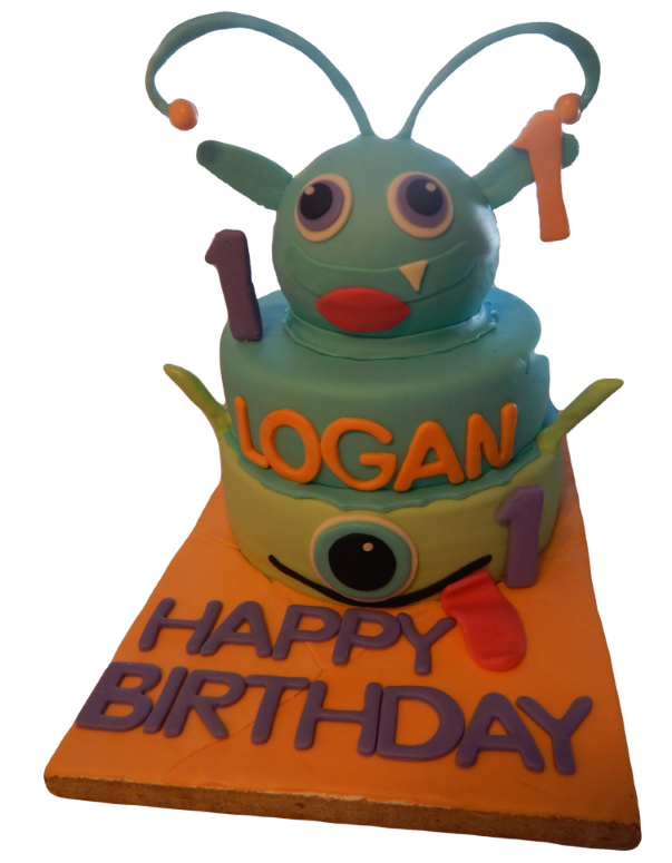 Birthday Cake Chars Cakes